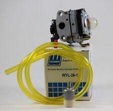 Walbro WYL-26-1 Carburetor for Shindaiwa S230 Brush Cutter Part No. 62064-81010