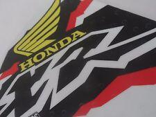 Honda Xr 600, XR600R, XR600 GAS Tank decals stickers, GRAPHICS, 1998