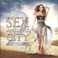 Sex And The City 2 CD NEW Dido Liza Minelli Alicia keys