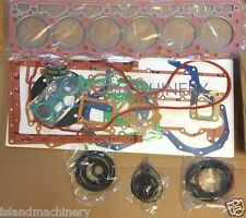 KOMATSU PC200-3 PC200LC-3 ENGINE GASKET KIT. 6D105 ENGINE