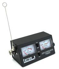 FS222 FARUN SWR Meter 26 - 30 MHz / 0-10W / 10-100W