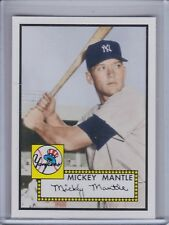 MICKEY MANTLE 2006 Topps Rookie of the Week #1 (C4570)