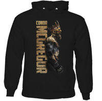 CONOR MCGREGOR HOODIE Notorious MMA UFC Mixed Martial Arts Irish Fighter Whisky