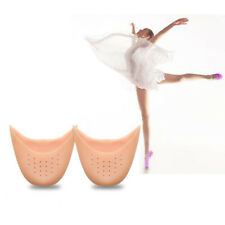 Women Girl Professional Soft Silicone Gel Toe Soft Ballet Pointe Dance Shoe Pads
