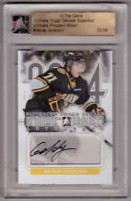 NIKOLAY GOLDOBIN 13/14 ITG Ultimate Superbox Rookie Auto Autograph # 2/9 SP