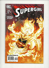 Supergirl & the Legion of Superheroes  #23  NM    Vol 4