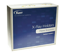 Dental Kerr X-Ray film phosphor plate snesor holder for horizontal bitewings