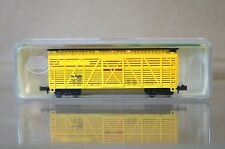MODEL POWER 3446 The KATY 40ft CATTLE STOCK CAR WAGON MINT BOXED mz