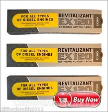 XADO gel Revitalizant EX 120 Diesel engine SET 3 pqs ECO package