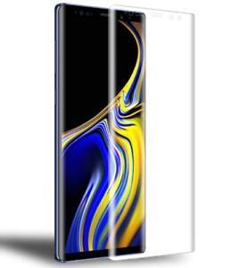 Samsung Galaxy Note 9  3D  Glas Display Schutzfolie Glas SM-N960