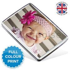 Personalised Custom Photo Gift Fridge Magnet 50 x 35 mm | Medium Size