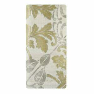 Waterford Fine Linens Octavia Set of 4 Gold-tone Napkins