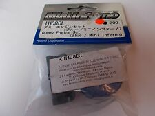 KYOSHO mini inferno IH08BL manichino motore SET (Blu)