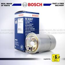 BOSCH FUEL FILTER N6267 FITS FORD GALAXY SEAT SKODA VW GOLF JETTA PASSAT POLO