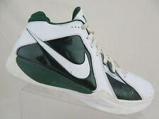 designer fashion 1854d 77a97 NIKE Zoom KD III 3 TB Green White Sz 11 Men Basketball Shoes
