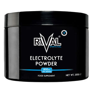 Rival Sports Fuel Electrolyte Powder (No Flavour Added) DAMAGED INNER SEAL
