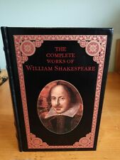 The Complete Works Of William Shakespeare Barnes And Noble Hardback Book