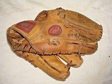 "Mike Schmidt Rawlings Gj54 Belows Web Baseball Glove 12"""