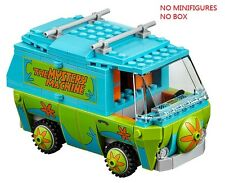 LEGO Scooby Doo 75902 The Mystery Machine Van Truck ONLY  No Minifigures/Box