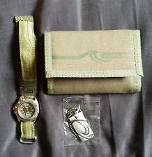 Kahuna Watch wallet and chain