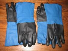 2 MAPA Neoprene Thermal Gloves  Size 9