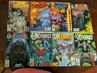 Great Modren Age Comics! (Lot of 8) X-Force NM