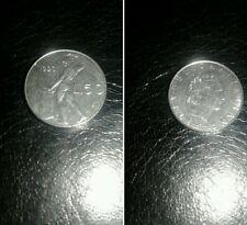 Italia piccola Moneta Repubblica del 1993 50 lire