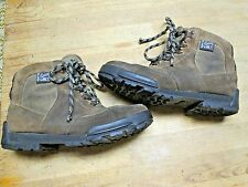 vintage 1990 danner cross hiker womens 8w usa gore tex leather  hiking boots