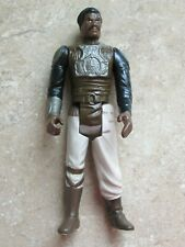 Vintage Star Wars FACTORY ERROR Lando Calrissian Skiff Guard w/ Weequay Leg 1983