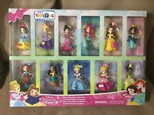 Disney Princess Little Kingdom Collection Set Toys R Us EXCLUSIVE NEW/RARE