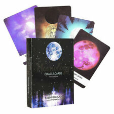 Tarot Cards Moonology Oracle Cards: A 44-Card Deck English Gift Practical Gift