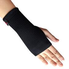 Kuangmi Compression Wrist Support Sleeve Palm Hand Brace Carpal Tunnel Size L