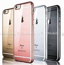New iPhone 7 Case 360° Crystal Clear Case TPU Soft Cover Skin