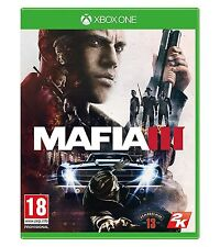 Mafia 3 / III (Microsoft Xbox One) Excellent - 1st Class Delivery
