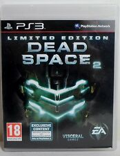 SONY PS3 EUROPEAN REGION 2 DEAD SPACE 2 LIMITED EDITION 100% COMPLETE VIDEO GAME