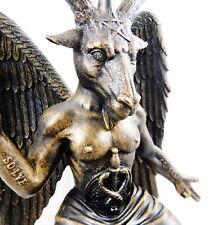 Baphomet Statue Figurine Satanic Devil of the Astral Light Goat of Mendes Figure