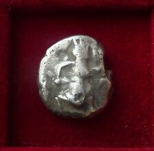 Achaemenid Empire Artaxerxes II - Darius III AR Siglos 375-330 BC wide flan