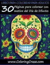 Libro para Colorear para Adultos : 30 P?ginas para Colorear con Motivo Del d?...