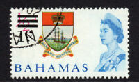 Bahamas 1 Cent 1967 Used Stamp (4738)