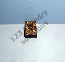 Washer/Dryer block terminal for Dexter 9897-026-001 (Used)