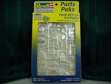 Revell Parts Paks Accessories Ford 427 c.i. V-8 Engine for Model Car 1:25 NOS