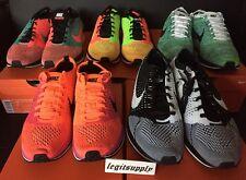 Nike Flyknit Racer Black/White Yezzy Oreo 526628-002 Kanye West HTM Multicolor