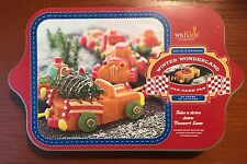 Williams Sonoma Winter Wonderland Car Cake Pan~Christmas Birthday Nordicware~NEW