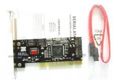 PCI to 4 ports SATA Serial ATA RAID Sil3114 Converter Controller I/O+Low Profile