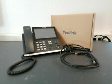 More details for yealink t48s 16 line / 16 account voip poe ip phone with power supply