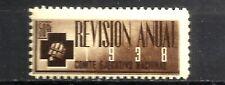 3556-SPAIN POLITICAL LABEL S.I.A.1938 .ANTIFASCISTA COMITE EJECUTIVO NACIONAL **