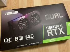 ASUS GeForce RTX 3070 DUAL OC 8GB GDDR6 Grafikkarte