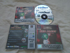 Command and Conquer: Red Alert PS1 (COMPLETE) rare platinum Sony Playstation