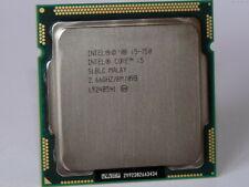 Intel Core i5-750 First Gen. SLBLC Quad-Core 2.667GHz 8MB LGA1156 CPU