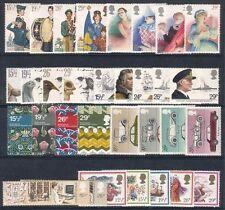 GB 1982 Completa Colección Conmemorativa bajo valor nominal-más barato en eBay